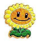 Nipitshop Patches Fashion Pretty Yellow Smile