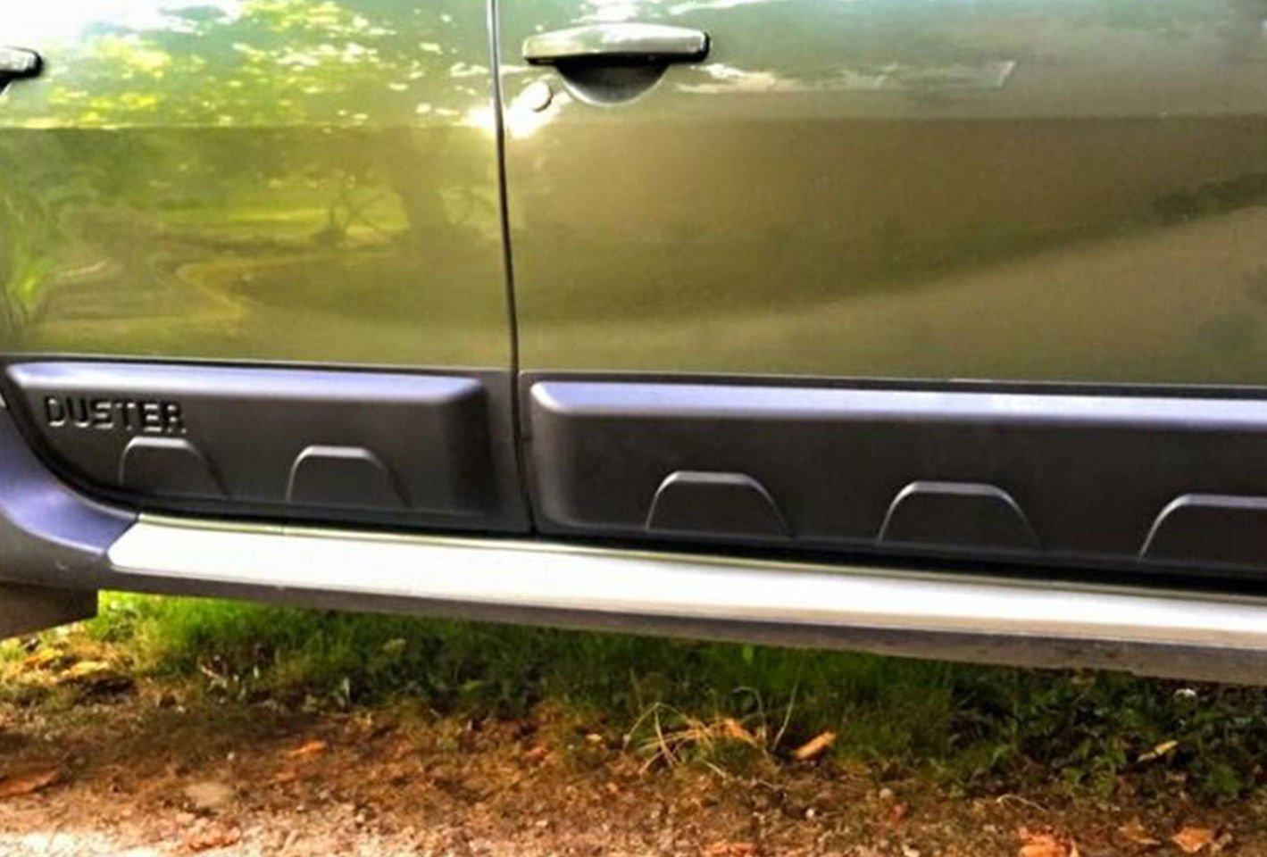 Bodyguard protezione laterale per Dacia Duster