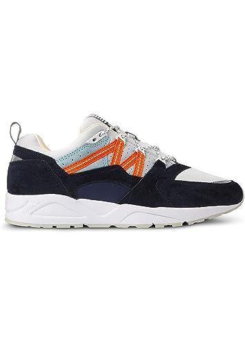 5ba800fd6480f Amazon.com | Karhu Men's Sneaker Modello Fusion 2.0 in Suede E ...