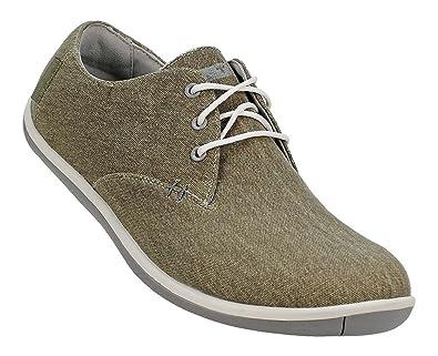23ae77053cc21 TRUE linkswear Oxford Canvas Spikeless Golf Shoes