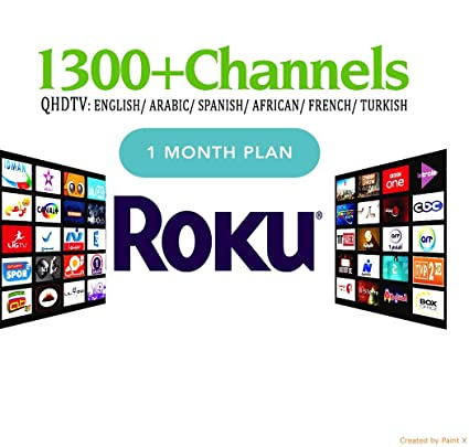 1 Month Ultimate International 2018 IPTV Arabic Channels  1300