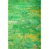 """Solo Rugs Vibrance Hand Knotted Runner Rug 4' 1"""" x"""