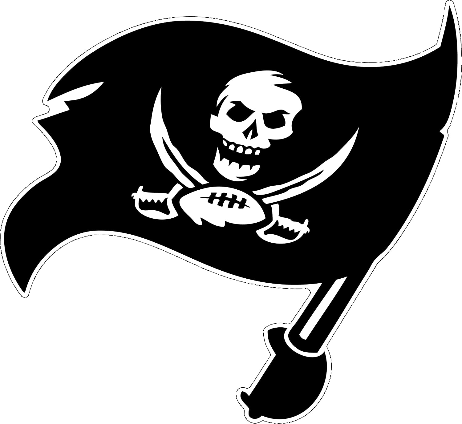 13+ Tampa Bay Buccaneers Logo Black And White