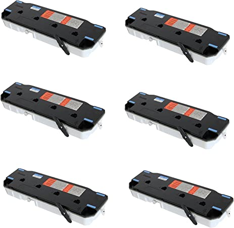 SuppliesMAX Compatible Replacement for Canon IR-Advance C250//C255//C350//C355 Toner Cartridge Combo Pack C//M//Y GPR-51CMY