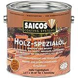 Saicos 0112 500 Holzspezialöl lärche 2.5 Liter [Werkzeug]