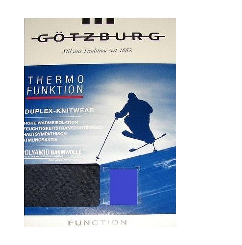 Götzburg Thermo Funktion Duplex Knitwear lange Unterhose /Skiunterwäsche Größe 8 (XXL) / Lieferzeit ca. 1-2 Werktage Skiunterwäsche Warme Unterwäsche Ski Unterwäsche