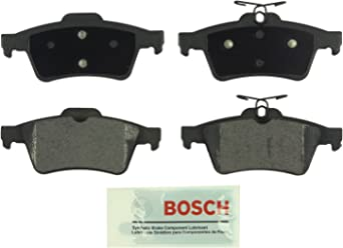 BOSCH Disc Brake Pads Accessory Kit SET Fits FORD JAGUAR MERCEDES VOLVO 1999