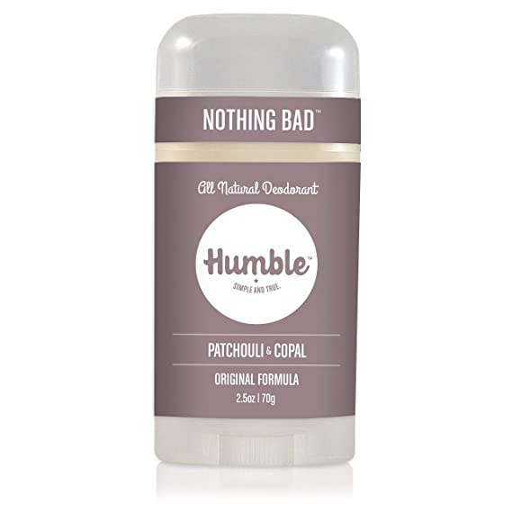 Humble Natural Deodorant