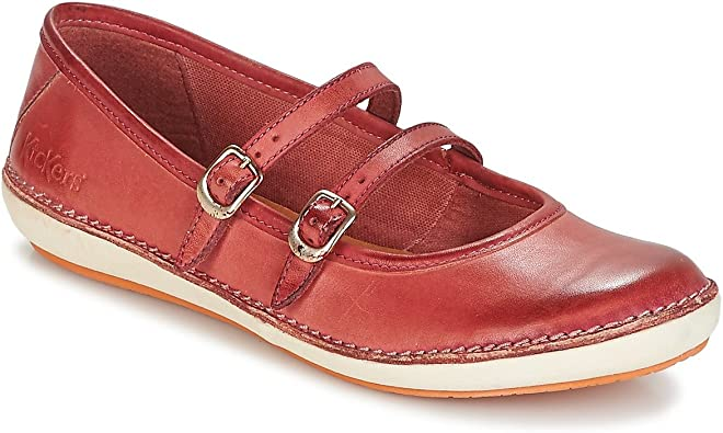 Kickers Folky, Babies Femme,: : Chaussures et Sacs
