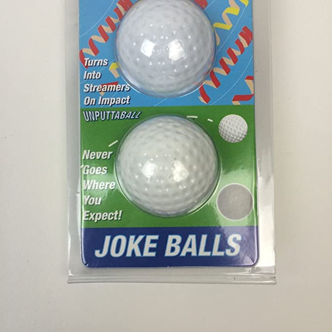 A99 Golf Bola Prank divertido GAG truco broma de la ...