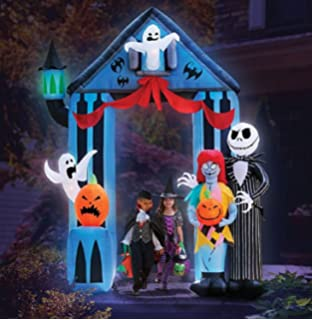 Image Of Nightmare Before Christmas House Decor Nightmare before ...