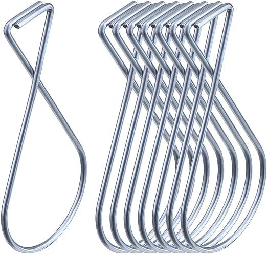 Drop Grid Ceiling Wire V Clips Hanger Suspended Tile Grid Track Hooks