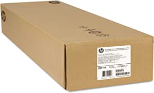 HP C0F19A Everyday Adhesive Matte Polypropylene, 120 G/m2, 36-Inch X 75 Ft, White, 2 Rolls/pk