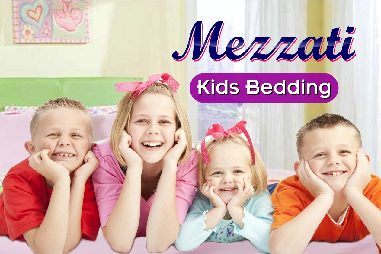 Mezzati Kids Toddler Teen Bedding - SALE - Best, Softest, Coziest Bed Sheets For Your Kid on Amazon