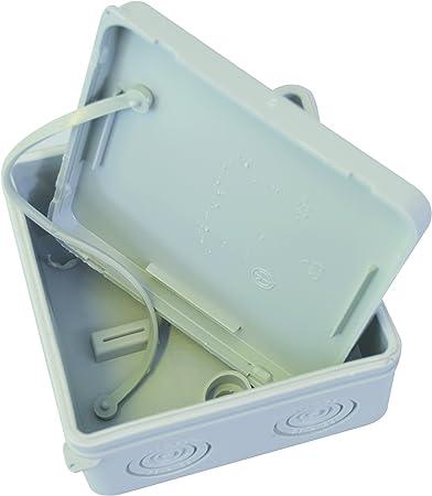 Cajas de empalme de superficie Caja de empalme de cable de 8 polos | IP65 |