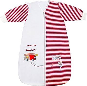 Baby Sleeping Bag Long Sleeves Winter 2.5-3.5Tog 100/% Organic Cotton Sleeping Bag M//Body Size 29.5-33.5in)