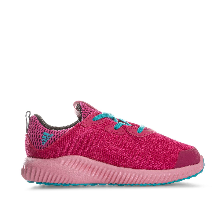 adidas Alphabounce I, Chaussures de Gymnastique Mixte Enfant, Rouge