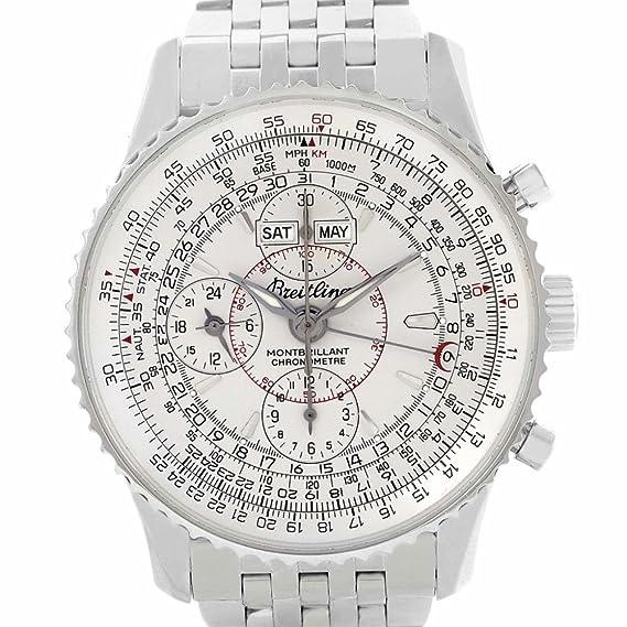Breitling Navitimer automatic-self-wind Mens Reloj (Certificado) de segunda mano: Breitling: Amazon.es: Relojes