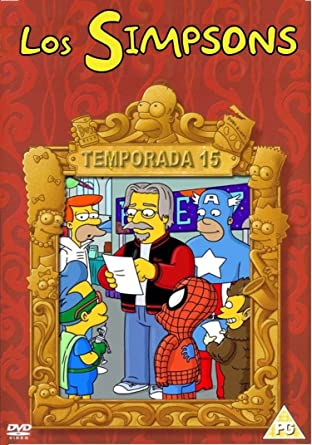 The Simpsons - Temporada 15 [DVD]: Amazon.es: Dibujos ...