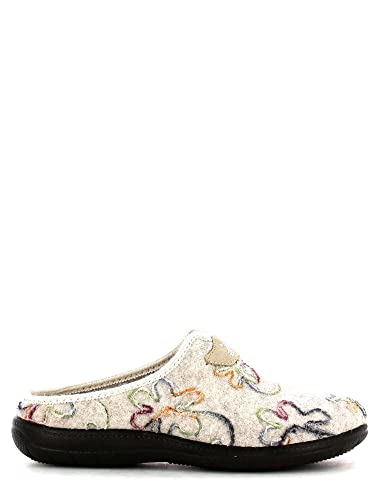 Susimoda 6448 Pantofola Donna Beige 37  Amazon.it  Scarpe e borse 6108eea6ab1