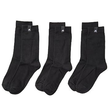 Adidas Per La Crew T3P, Calcetines Unisex, tres parejas: Amazon.es: Zapatos y complementos