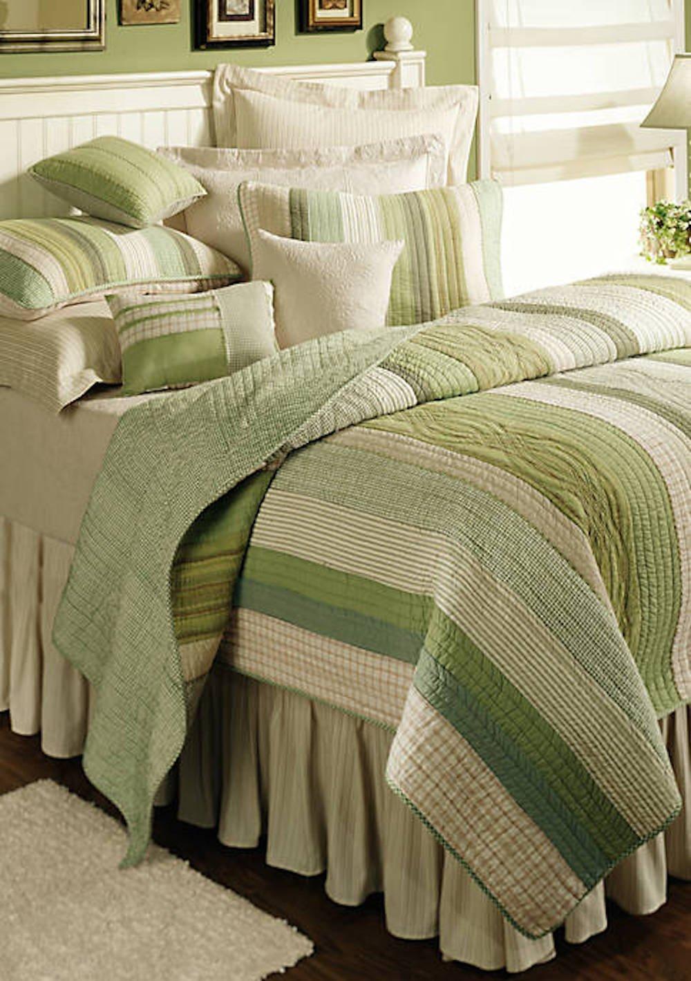 C&F Home Vineyard Dream Twin Quilt