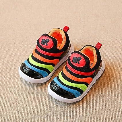 YANRR Bebé Zapatos bebé Primavera Zapatillas Transpirables para niños función Zapatos niños y niñas Ocio