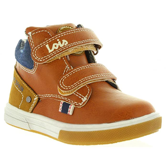 Boy and Girl Mid boots LOIS JEANS 46011 43 CAMEL Size 30: Amazon.co.uk:  Shoes & Bags