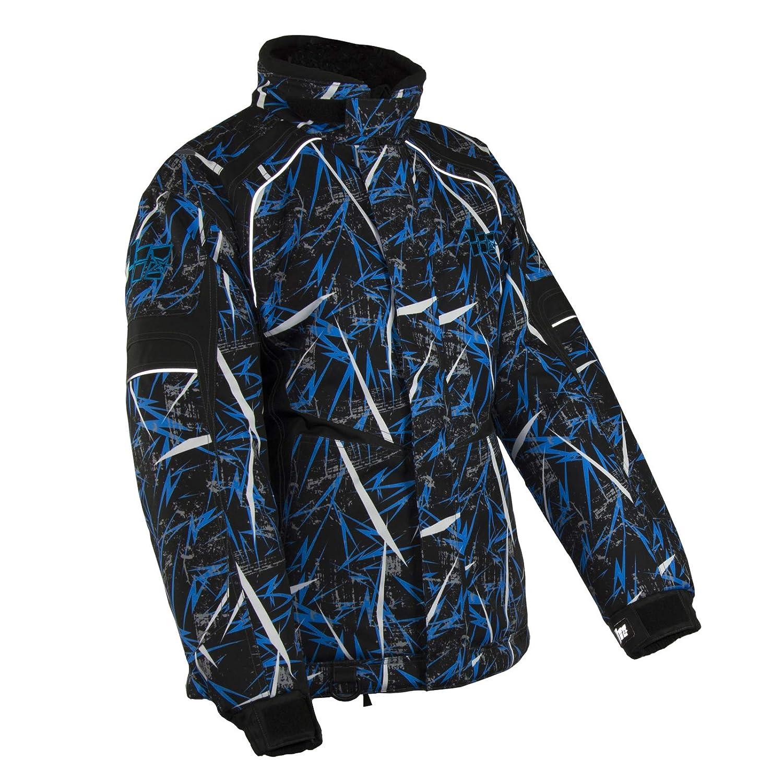 90-310-15 Large Fuchsia Womens Impulse Snowmobile Jacket Mossi