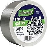 Ultratape Rhino 50mm 50m Mehrzweck Gaffer Tape Silber