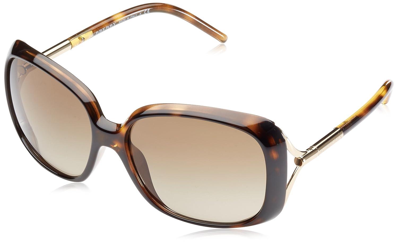 a1208f63b0 Amazon.com  Burberry BE4068 Sunglasses-3002 13 Tortoise (Brown Gradient  Lens)-59mm  Shoes