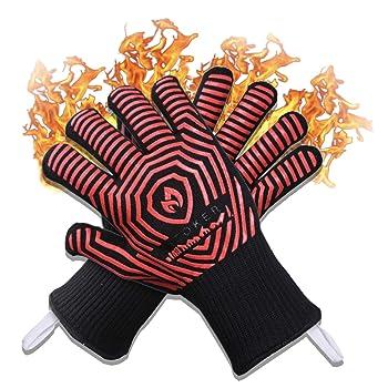 Azoker Flame Resistant BBQ Gloves