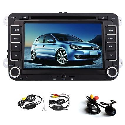 Amazon com: Universal 7 Inch-Touch Screen GPS Navigation Car