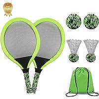 KiraKira Raquetas para niños, Raquetas de Tenis niño,Raqueta