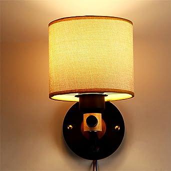 JhyQzyzqj Wandbeleuchtung Wohnzimmer Schlafzimmer Nachttisch Lampen ...