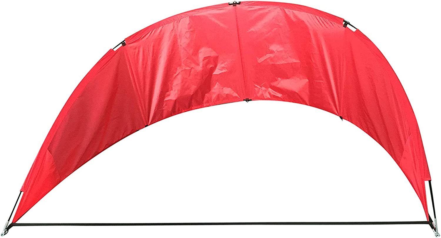 Camping Mountain Warehouse Compact Wind Break Beach Lightweight Windbreakers -Best for Holidays