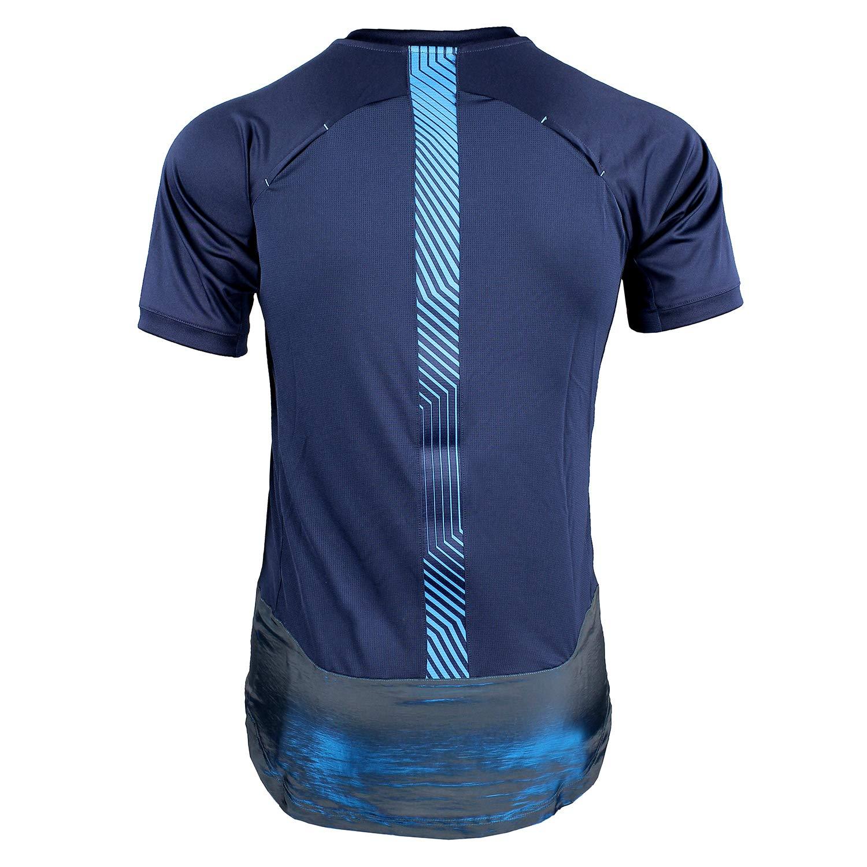 Hombre Puma Olympique de Marseille Pro Shirt with Sponsor Logo Maillot