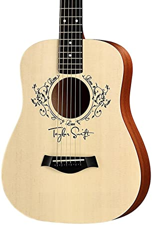 Amazon Com Taylor Swift Signature Baby Taylor Acoustic Electric