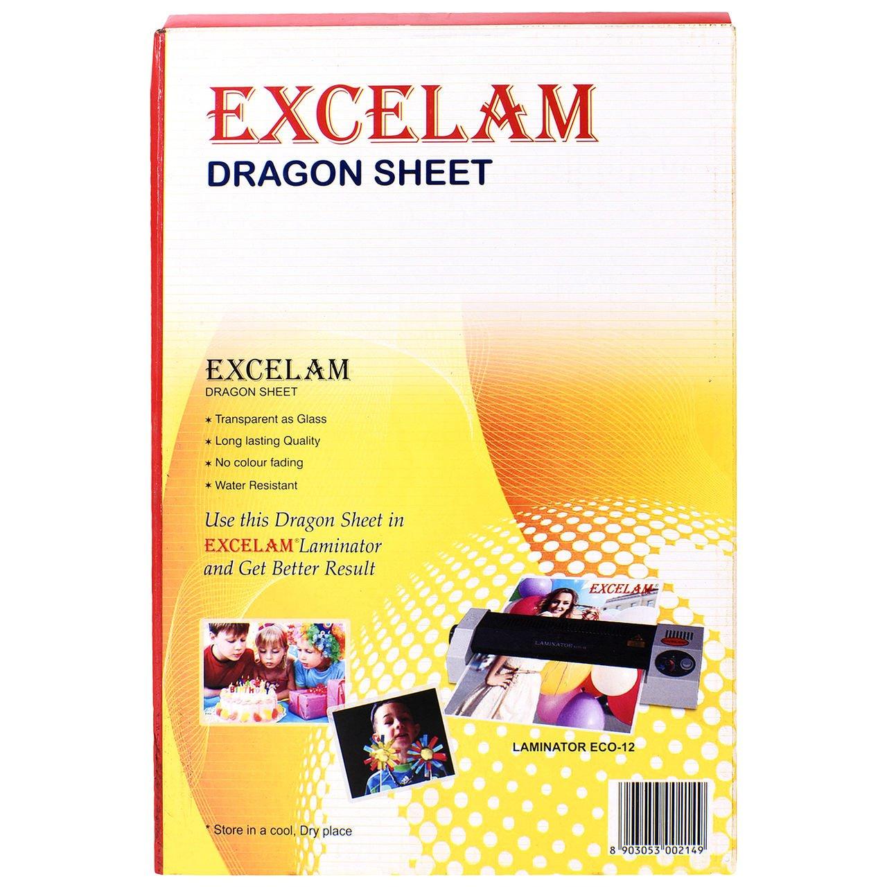 nilkanth enterprises white plastic laminator dragon sheet amazon