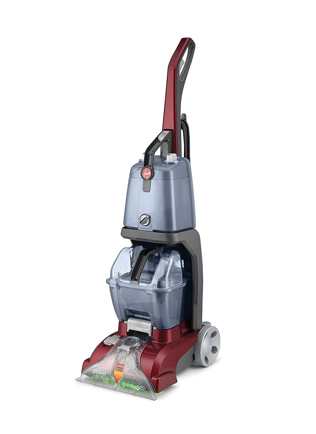 Perfect Amazon.com: Hoover FH50150 Carpet Basics Power Scrub Deluxe Carpet Cleaner:  Home U0026 Kitchen