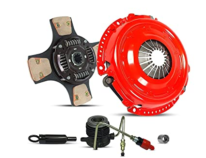 Clutch With Slave Kit Jeep Comanche Cherokee Wagoneer Wrangler Base Laredo Renegade Limited Chief Pioneer Sport