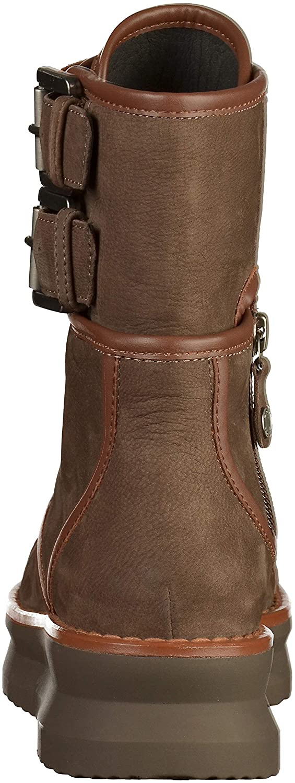 Geox Damen D Porthya D Biker Stiefel Stiefel Stiefel 040c84