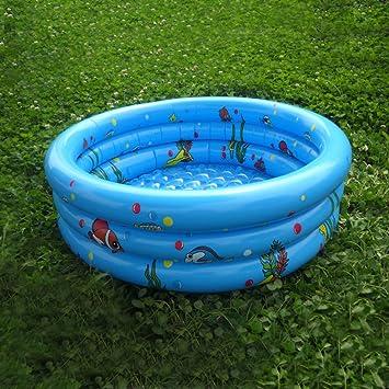 Piscina bebé Piscina de bolas para niños Tina de baño inflable ...