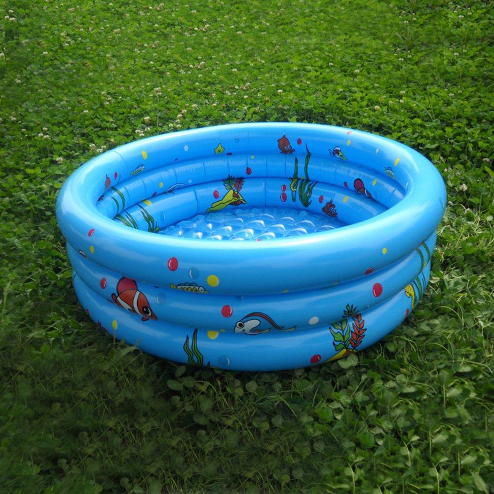 Baby Schwimmbad/Kinder Ball-Pool/Aufblasbare Badewanne/Sand Fisch Pool-C