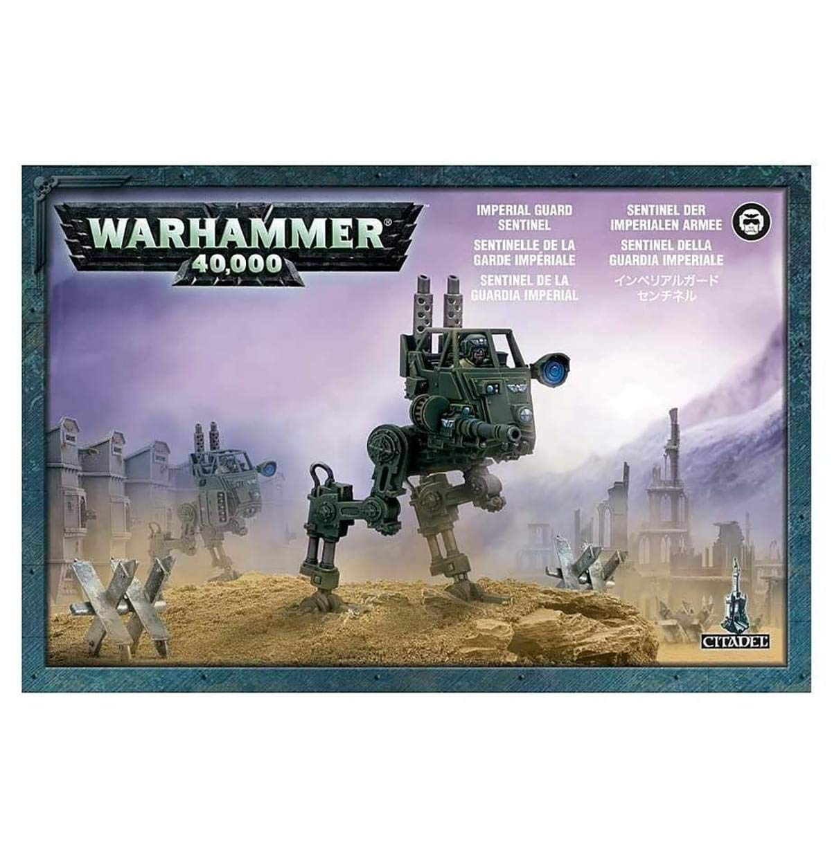 Games Workshop Jeux Atelier 99120105072/Astra Militarum Sentinel kit