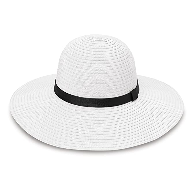 72e04393af0 Wallaroo Hat Company Women s Harper Sun Hat - UPF 50+ Sun Protection ...