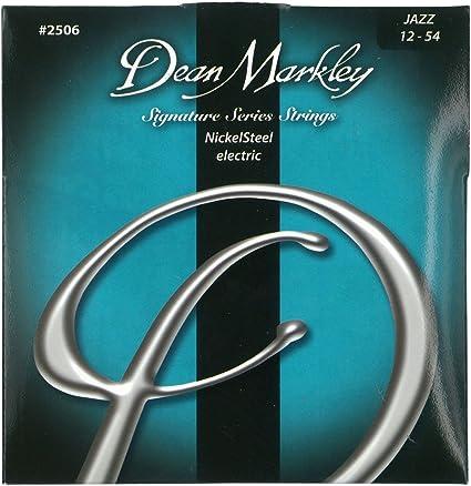 Dean Markley 2506B Markley Strngs Nckl Stl Jz