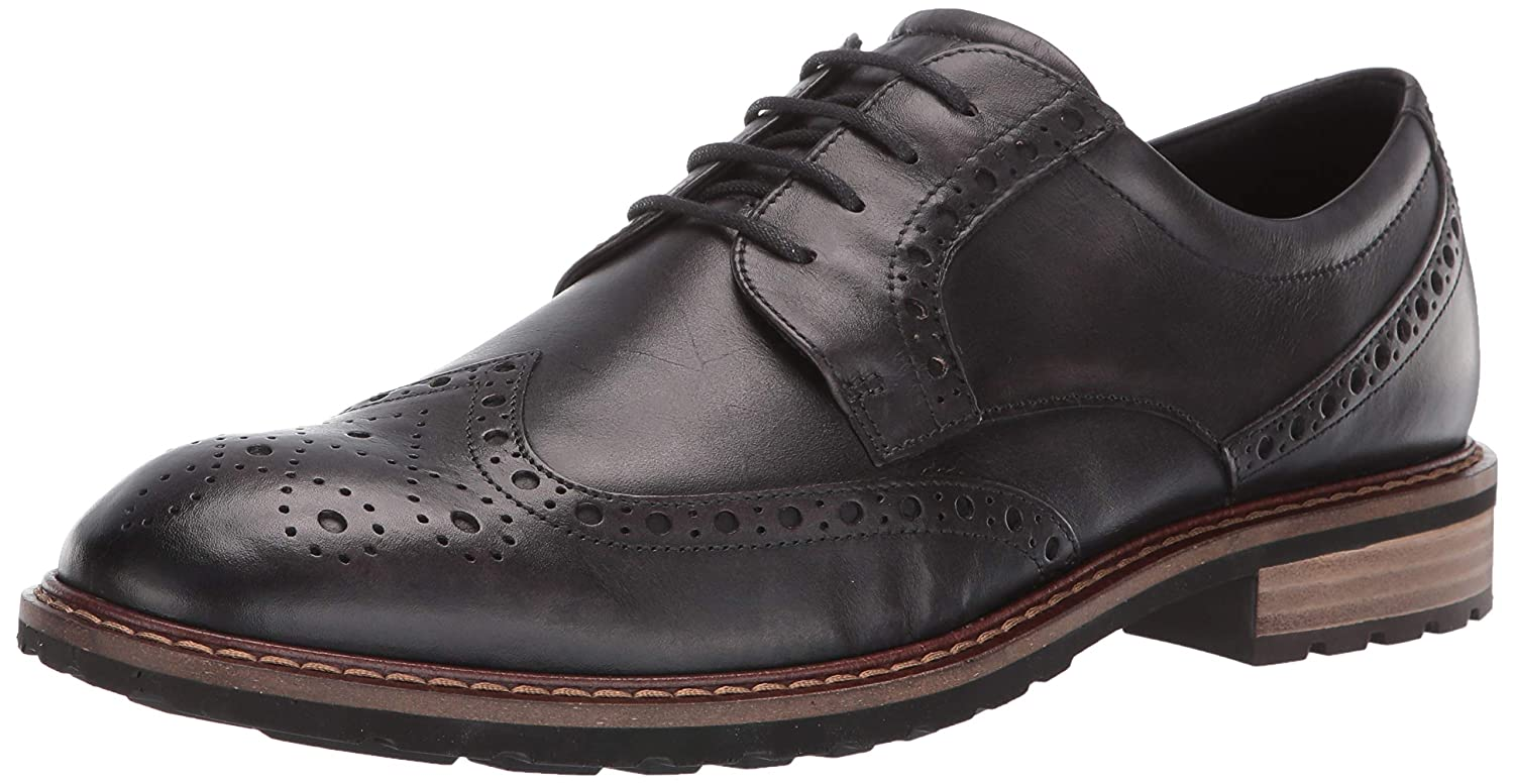 Moonless ECCO Men's Vitrus I Tie Oxford