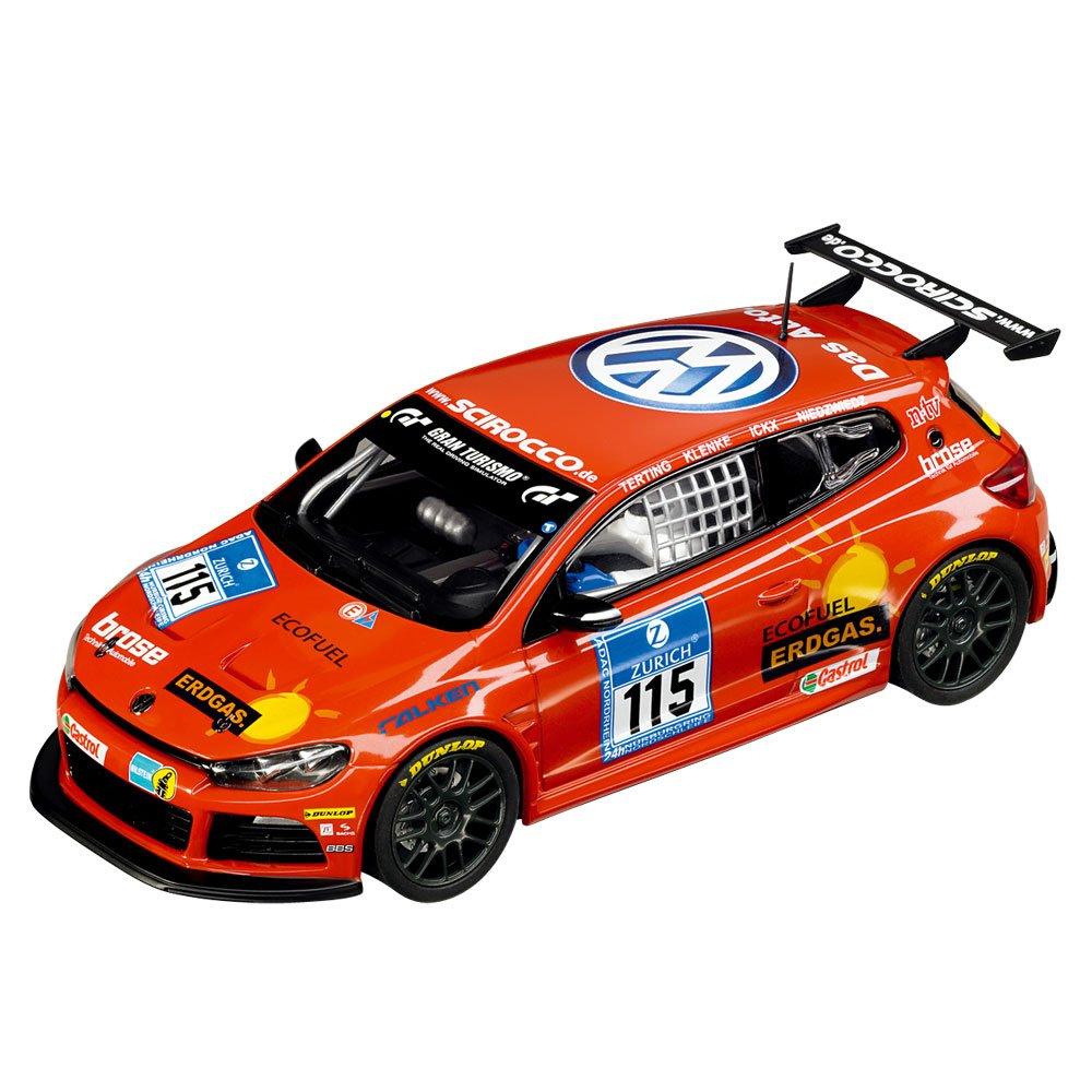 Carrera Carrera 20030508 Miniature - Voiture Miniature 20030508 - VW Scirocco - GT24 24H - Nürburgring - 2009 - No.115 - Echelle 1/32 b1a196