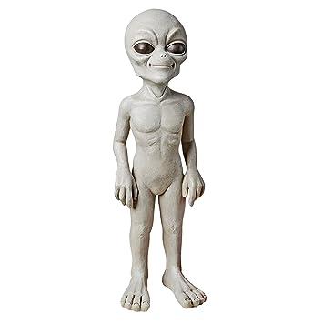 extraterrestre figurine
